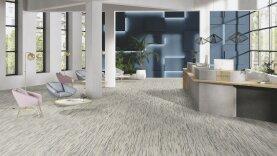 DLW Lino Art Flow Linoleum - bamboo