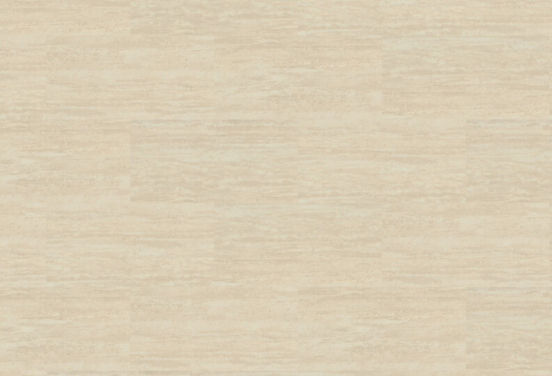 Objectflor Expona Domestic Vinyl Stone Fliesen - beige travertine