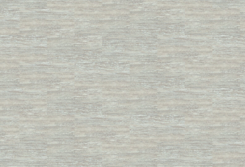 Objectflor Expona Domestic Vinyl Stone Fliesen - light grey travertine