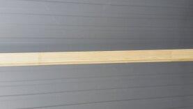 Bauwerk Sockelleiste Softline F 4000 Walnuss Furnier geölt 60/8/15mm