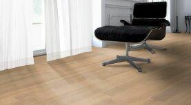 Landhausdiele massiv Eiche - Eleganz 15% weiß geölt 20 x 120 x 500 - 2000 mm