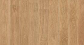Landhausdiele massiv Eiche - Eleganz 5% weiß geölt 15 x 130 x 400 - 1800 mm