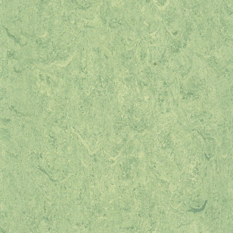 DLW Marmorette Linoleum - antique green