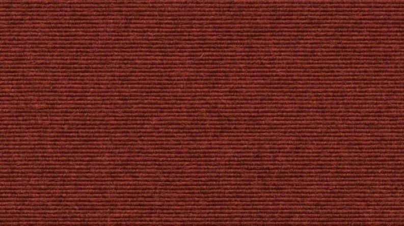Tretford Interland Bahnen Teppich - 633 Granat