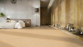 DLW Marmorette Linoleum - desert beige