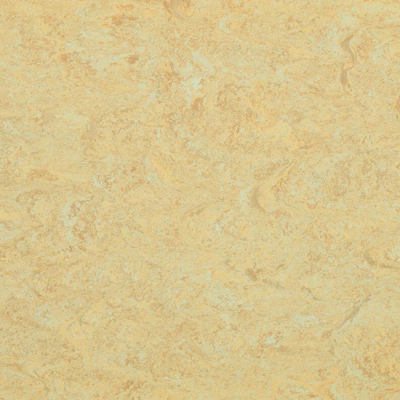DLW Marmorette Linoleum - light sahara