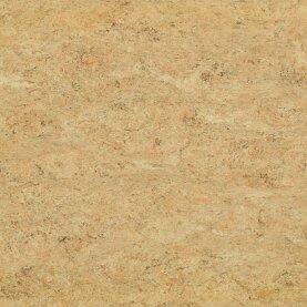 DLW Marmorette Linoleum - rocky brown