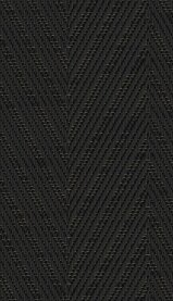 Bolon Graphic Vinyl - Herringbone Black